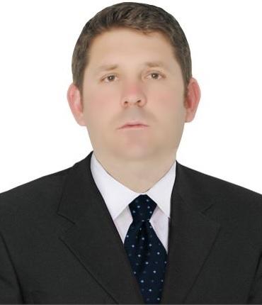 Foto de rosto do Vereador Gerson Odorcick.