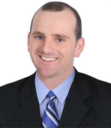 Foto de rosto do Vereador Igor Pietrobon.