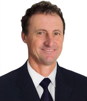 Foto de rosto do Vereador Ivo de Toni.
